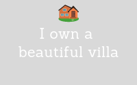 Villa/Apartment Owner